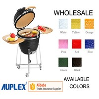 Top-Rated Supplier Auplex Kamado Wholesale Barbecue Barbeque Bbq stainless steel fire pit