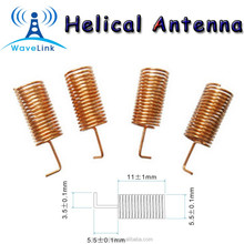 Factory Price Helical Copper Coil Spring Antenna 868 Helical Antenna 868Mhz