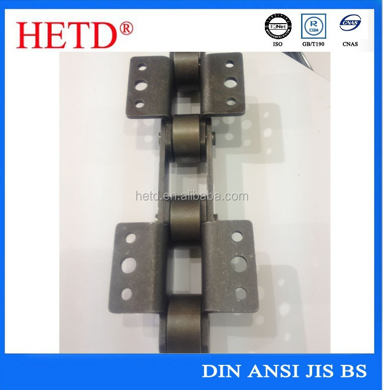 hetd brand high quality C2082H K2/L Agriculture <strong>chain</strong> with attachment