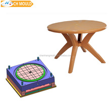 Morden Design High Quality Plastic Chair and Table Mold Making