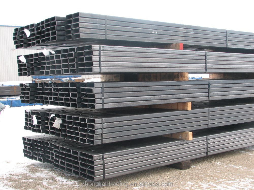 Square/Rectangular Hollow Section/Steel Tube Black Annealing