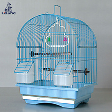 China Supplier Wholesale Ornamental Pet Product Iron Metal Bird Cage Panels