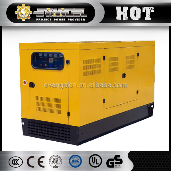 Power supply 50HZ 330kw home use silent type diesel generator for sale