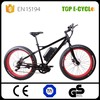 New Design Electric Moped 36v 10ah Lithium E Bike Battery 26 Inch Fat Electric Bike