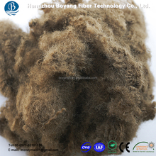 Clothing and textile chemica recycle polyester staple Colored fiber