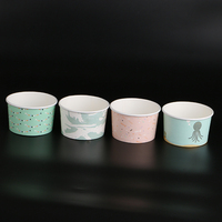 OEM Logo Printing Paper Cup For Ice Cream Wholesale