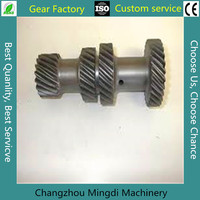 used for speed reducers hardened surface cluster gears