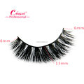 Hot Top grade mink hand mad fake strip mink fur eyelash