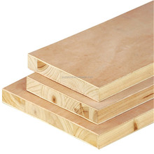 Wholesale the best Furniture and Decoration Grade wood blockboard/wood block board of China