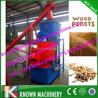 CE Approved KN-SD-450 biofuel pellet making machine from rice husk, sawdust