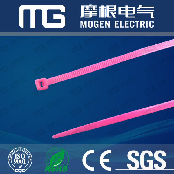 CE&ROHS nylon cable ties/100 200mm colorful cable ties