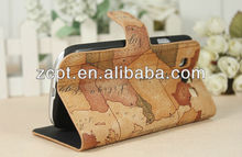 Map mobile phone case for samsung galaxy s3 i9300