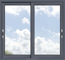 Aluminum frame double glazed sliding window price philippines