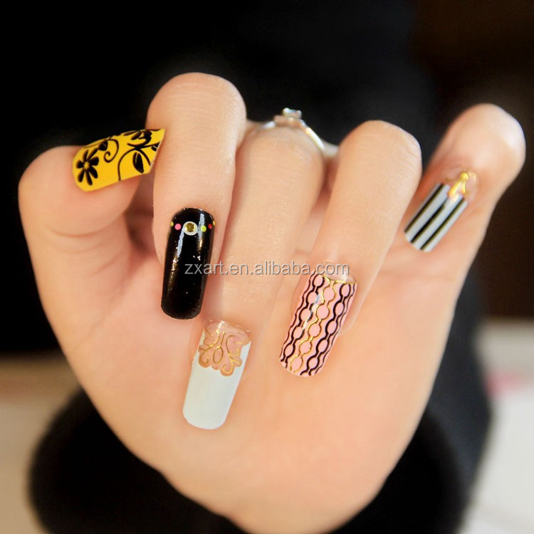 3d nail art decoration bow tie