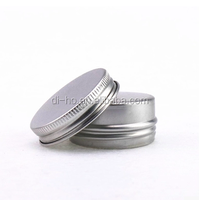 15g cosmetic cream aluminum tin 15ml metal jars for powder packaging container