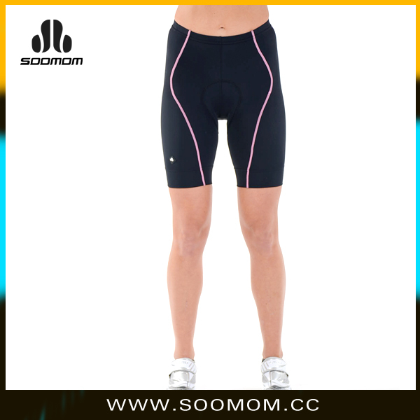 2015 newly vision TOP quality Pro Team Race compressive Shorts with comfortable pad Cycling Wear for Ladies