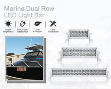 High Lumen and Waterproof 40inch led marine light offroad light bar led bar