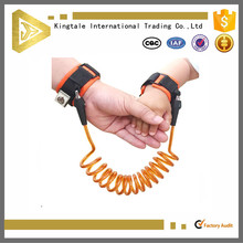 Kingtale Durable Child Anti-Lost PVC Coated Wrist Band Link
