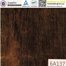 Walnut Multi Colored Wood Laminate Flooring With Unilin Click