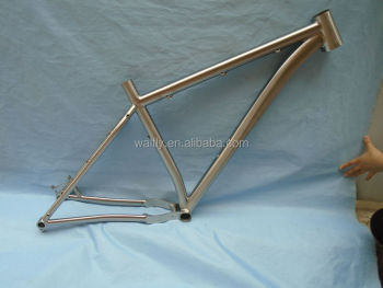Specialize design Gr9 tube 29er titanium bike frame