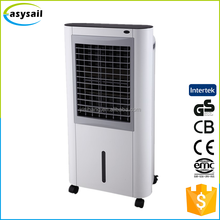 solar air conditioning open air cooler fan rechargeable mini air conditioner for cars 12v
