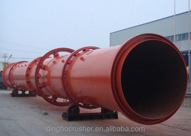 Anatase dryer sale,dryer with rotary drum for Anatase