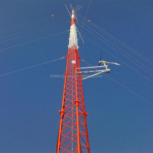 Hot Dip Galvanized Wifi Triangular Radio Telecom Tower