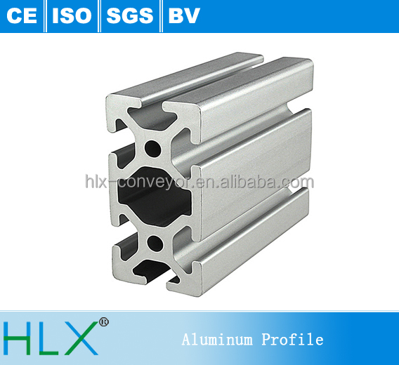 China Best alloy 6063 extruded aluminum frame with certificate