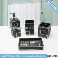 Square Design Bathroom Accessory Modern Fashion