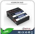 New Amazing RC LiPO Charger H120 DOU 50W+70W 2 Port LiPO Charger Cheaper Cheaper than D100