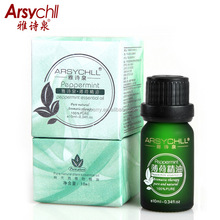 Wholesale best brand relieving anxiety spa massage peppermint essential oil