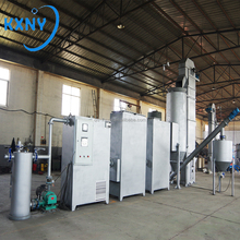KX-1200B fluidized bed wood biomass gasifier rice husk straw gasifier