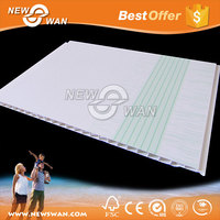 Decorative PVC Ceiling / Cheap PVC Plastic Ceiling Panel