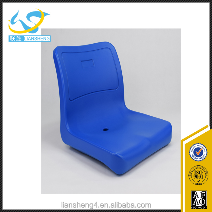 2016 popular plastic soccer audience chair/baseball stadium seat