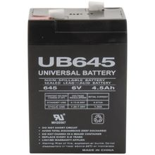 6v lantern battery UB645 PS640