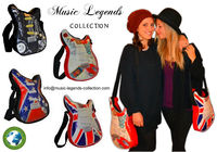 Borsa forma chitarra Music Legends Collection