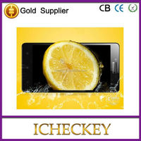 """2015 brand new tempered glass screen protector 7"""" screen mobile phone good quality and price"""