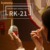 Promotional RK21 makeup mirror with led lights led cosmetic mirror with 3500mAh power bank