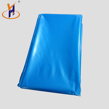 Factory price 55 / 75 microns color customed ldpe zip lock vci bag zerust yellow anti-rust sheet for metals/auto parts