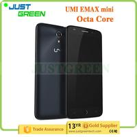 Low price! UMI EMAX mini Celular 5 inch 1920*1080 Quad Core GSM/3G/4G 2GB/16GB Android 5.0 Support wifi G-Sensor