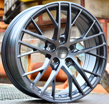 18*8.0inch, 43ET, 5*112mm For Audi Car Alloy Wheel