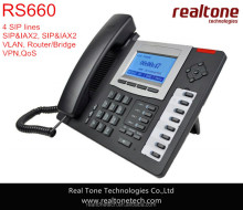 ip phone/voip phone support SIP/IAX2
