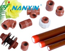 Plumbing pipe fittings pph male/female threaded union pipe fittings