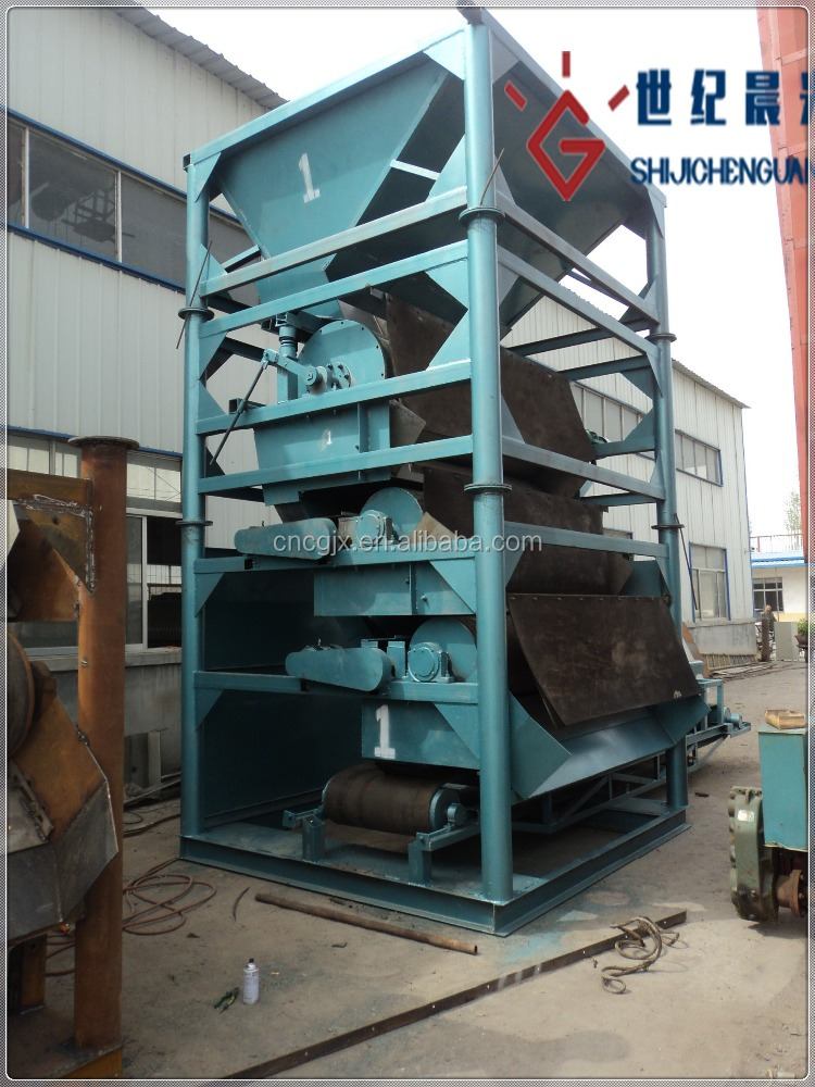 combined mining equipment magnetic separator price