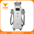 2016 Multifunctional Cavitation RF Slimming Cryolipo Coolsculption Machine
