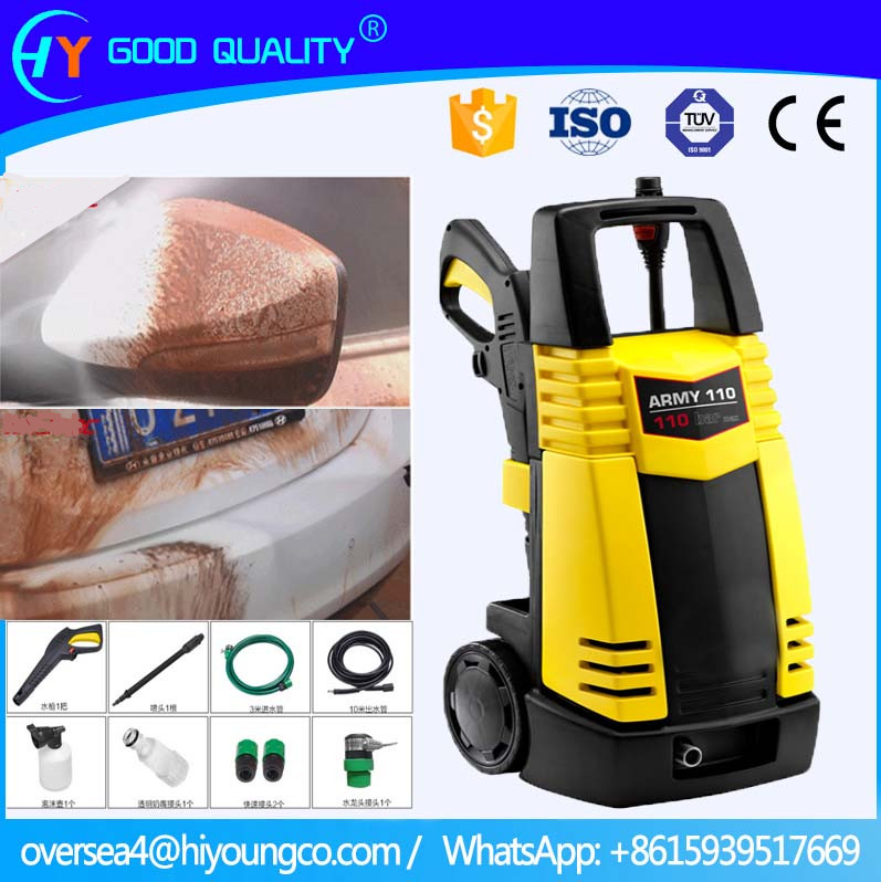 2016 New Design Portable Water Jet Car Washing Machine