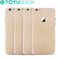 Stylish TOTU Full Frame Covered Top Grade PC Slime Mobile Phone Cover for iPhone6 Case