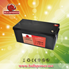 Smartech rechargeable 12v 200ah lead acid battery for security systems