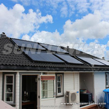 Solar water heater technology