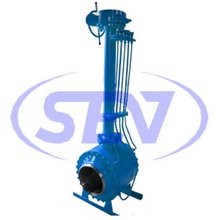fully weld extend stem ball valve
